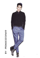Suho Exo png by Princess130600