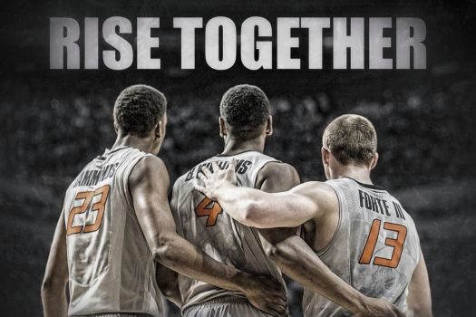 OSU Rise Together Design by jlgraffix