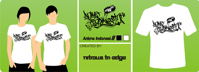 A.I Family T-shirt Concept by ridhani55