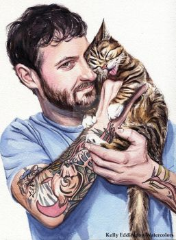Lil BUB and Her Dude
