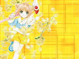 Cardcaptor Yellow by SailorCardKnight
