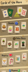 Cards of the Hero by jamieoliver22