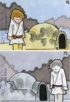Star wars Galactic Files - Sad Luke by 10th-letter