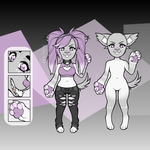 purple auction (open) now ACCEPTING POINTS! by basiclexii