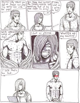 zexion is a big dirty rapist by whitedog1