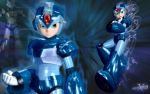 Megaman X by Primantis