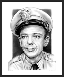 Barney Fife by gregchapin