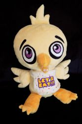Chica the chicken by Fafatacle