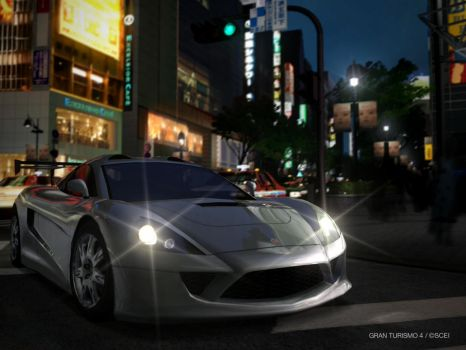 GT4 City Night 2 by h1gh3r-r3s