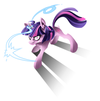 I'm Not Drawing A My Little Pony Picture by DukeStewart