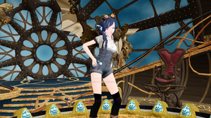 [Model MMD] Steampunk Alys (DL Now available) by ONE-Chanying