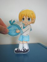 Paper Children 5: Sealand by cafe-delight