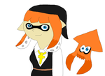 Sister Claire as an Inkling by LydiaPrower8