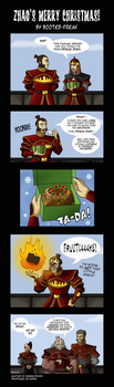 Zhao's Merry Christmas by Booter-Freak