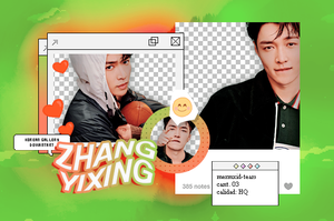 EXO | Lay Pack Png by KoreanGallery