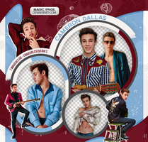 PACK PNG 608| CAMERON DALLAS by MAGIC-PNGS