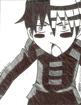 Death the Kid 3 by natsumi-chan15