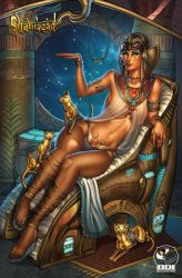 Shahrazad walks like an egyptian by ToolKitten