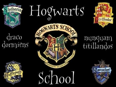 Hogwarts Simple Wallpaper by ShaneBlack