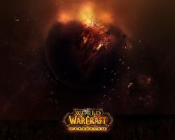 Warcraft Cataclysm 1280x1024 by Lunastorm125