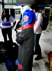 my cosplay Konan by dragon-www