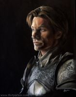 Jaime Lannister by hever
