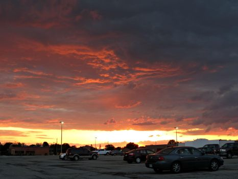 May 30th Sundown (2) by Michies-Photographyy