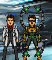 Doctor Octopus (Marvel Seriesverse) by TheNightDestroyer