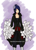konan: origami time by lilacalosa
