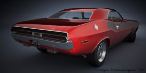 Dodge Challenger TA 2 by Storm909
