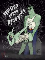 DON'T FEAR DEATH FEAR DIRTY by tainted-orchid