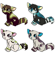 Fox adopts (closed) by Sanity-Adopts