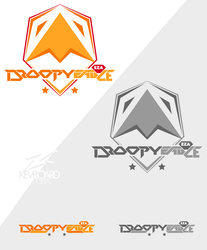 EZA - Prodcast Team Logo - DROOPY EAGLE by kevboard