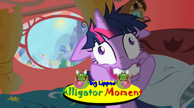 Big Lipped Alligator Moment in MLP FIM (4) by DEEcat98