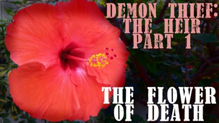 The Flower of Death by PsychicHexo