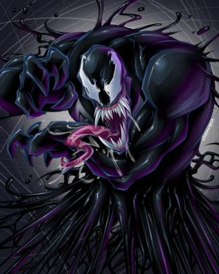 Venomous by zillabean