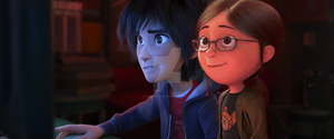 Hiro/Margo - Let's see by xABeautifulDream