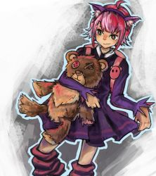 League Of Legends-Annie by MICE-KING