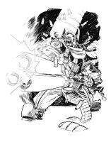 BISHOP_commission by EricCanete