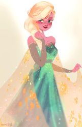 Elsa by hyamei