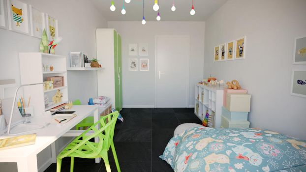Children's Room by ylimani