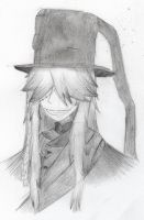 The Undertaker by Kattling