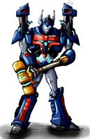 Ultra Magnus by SoundBluster