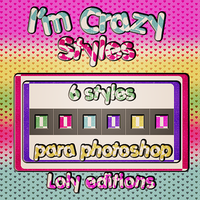 Crazy Styles by Lolyeditiones