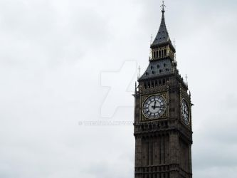 Big Ben by Tabathaa