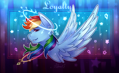 Element of Loyalty by SaphireCat11