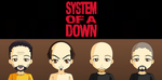 System of a Down by JackHammer86