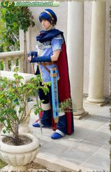 Prince of Altea - Marth - SSBM by LiKovacs