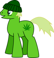 420 Pony by kyurel