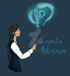 Expecto Patronum  by physics-geek